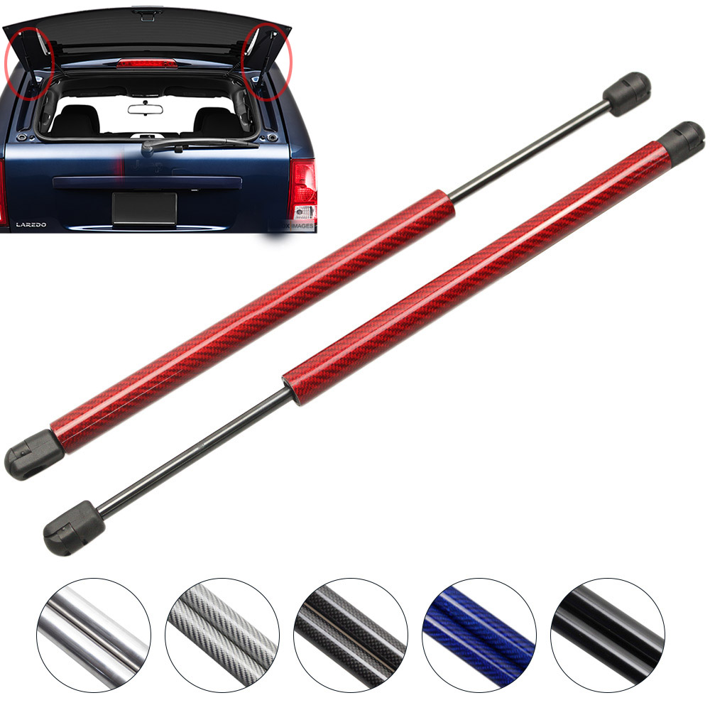 2pcs 6104 Rear Liftgate Hatch Tailgate Lift Supports Struts Shocks fit Jeep