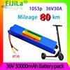 36v 30a bateria de scooter para xiaomi mijia m365 bateria, scooter elétrico, bms placa para xiaomi m365 bateria m365