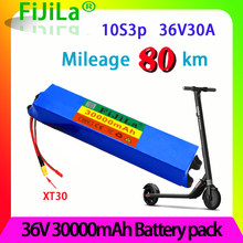 36V 30A Scooter Battery Pack for Xiaomi Mijia M365 Battery pack , Electric Scooter, BMS Board for Xiaomi m365 bateria m365