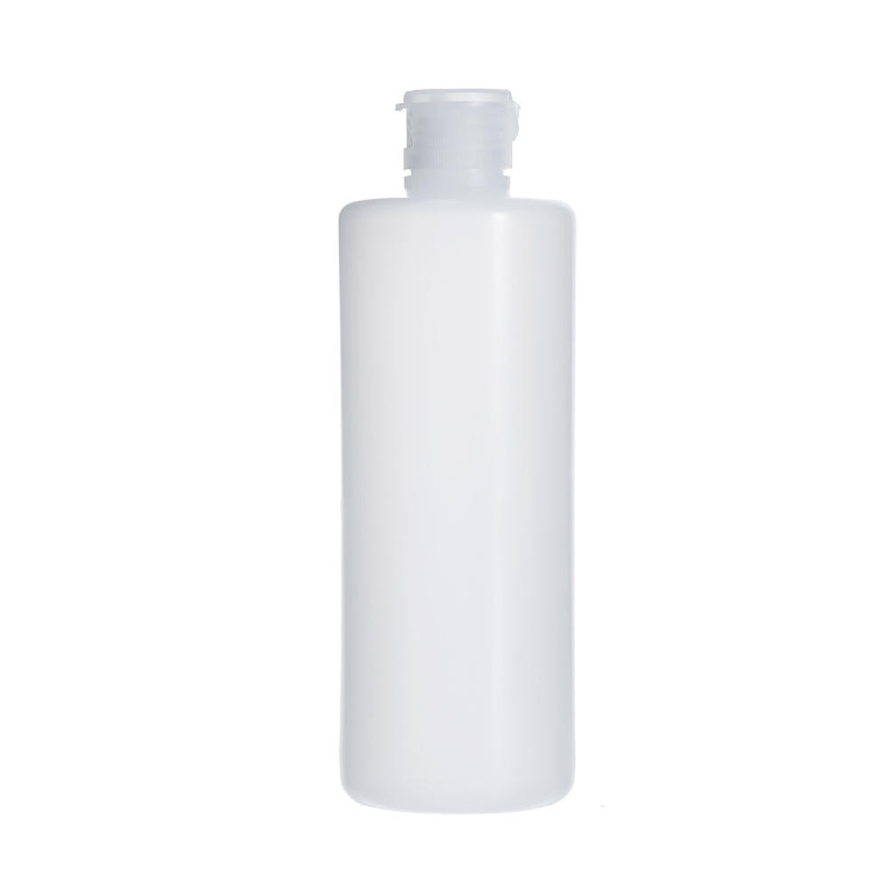 10pcs 30ml Press pump bottle transparent plastic bottles duckbill lid
