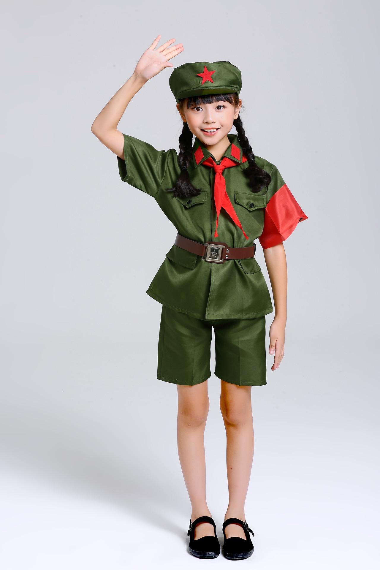 Детские тактические военные куртки, штаны, военная форма для девочек и мальчиков, охотничьи армейские танцевальные костюмы для женщин, Tatico, детская одежда для косплея, комплект - Цвет: 5
