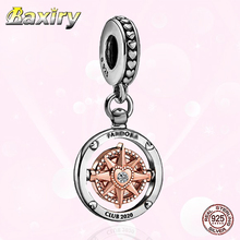 2020 New Charms Bracelet Pendant Fit Pandora Charms Silver 925 Original For Women  925 Sterling Silver  Beads Jewelry Making DIY geoki 925 sterling silver treasure lock charms fit original pandora bracelet lucky pendant necklace beads jewelry making women