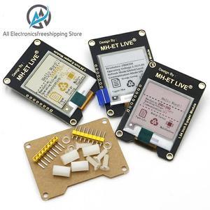 Модуль Epaper 1,54 дюйма, E-paper E-Ink, экран дисплея EInk, SPI поддержка Global/Part для Arduino STM raspberry pi ESP32