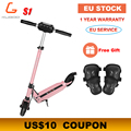 [Склад в Европе] KUGOO S1 складной электрический скутер для взрослых 350 Вт Мотор ЖК-дисплей XIAOMI 8,5 дюйма M365 e Скутер PK Ninebot