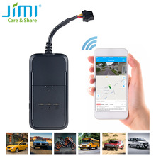 Jimi JV200 Mini Voertuig Tracker Real-Time Anti-Diefstal Gps Locator Global Voertuig Tracker Voor Vrachtwagen/Taxi/Motor/Fleet Management