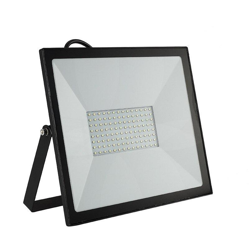 AC220V LED Flood Light 10W 20W 30W 50W 100W Outdoor Floodlight Waterproof LED Reflector Spotlight Garden Gate Square Wall Lamp