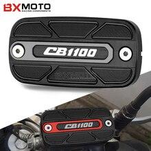 For Honda CB1100 EX CB 1100 2009 2017 CB1100 RS CB1100RS 2018 2019 Brake Clutch Cylinder Reservoir Fluid Tank Oil Caps Cover