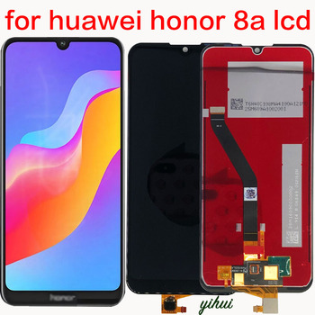 6.088'' LCD Screen For Huawei Honor 8A display Y6 Prime/pro 2019 LCD Display Touch Screen Digitizer For Huawei y6 2019 LCD image