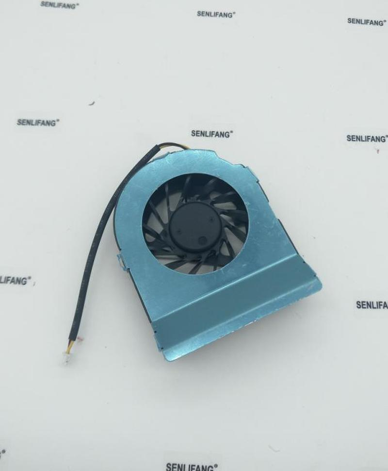 Original For ADDA AB0712HB-UB3 12V 0.30A 3 Wire Double Ball Notebook CPU Fan