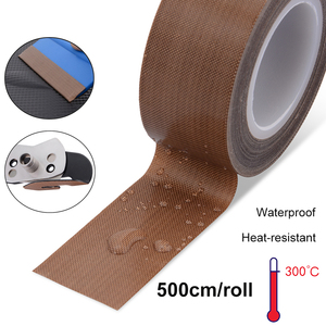 Image 3 - EHDIS Vinyl Squeegee No Scratch Protective Edge Cloth Carbon Fiber Film Install Window Tint Scraper Waterproof PTFE Protector