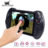 Data Frog X15 Video Game Console 5.5 Inch Touch Screen Quad Core 2G RAM 32G ROM Retro Handheld Game Player Support for PSP GBA
