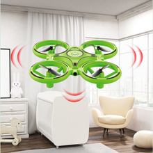 Watch WIFI Smart Induction Infrared Real Time HD Gesture RC Quadcopter Mini Anti Shake Lens Led Gravity Sensor Remote Control