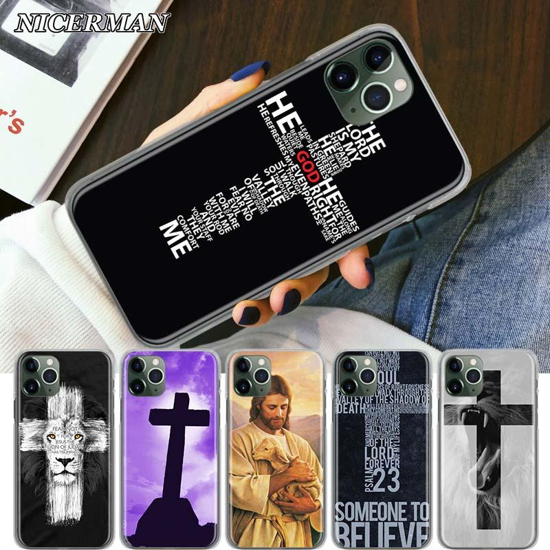 coque iphone 8 jesus christ cross