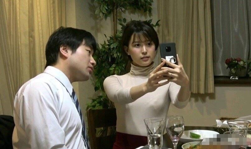 这华为路子够野啊,日本女演员葵司主演电影使用Mate20 pro