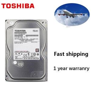"Image 3 - TOSHIBA การเฝ้าระวัง DVR NVR กล้องวงจรปิด 1TB ฮาร์ดดิสก์ไดรฟ์ 1000GB HDD ภายใน SATA 3 5700 รอบต่อนาที 32M 3.5 ""Harddisk ฮาร์ดไดรฟ์"
