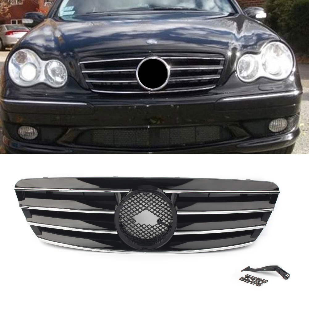 Good quality and cheap mercedes w203 grill in Store Sish