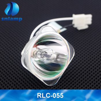 100% Original Projector Lamp RLC-055 for VIEW SONIC PJD5352 PJD5122 PJD5152 Projector SHP132 Projection Replacement Bulb
