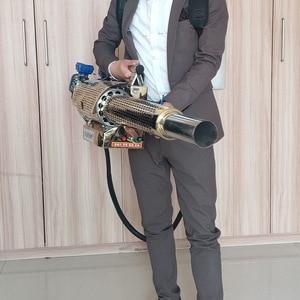 Image 5 - Nebulizador térmico portátil, máquina de desinfección, máquina de niebla, pulverizador ULV, nebulizador con certificado CE para plagas de Mosquitos