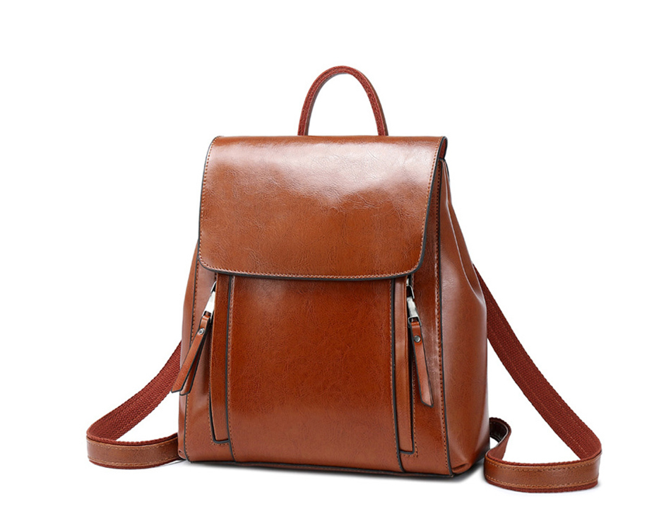 Ha31641077484439c93878e5412a0c39br - women backpack school bags for teenager girls leather school backpack for women large Capacity mochila shoulder bag