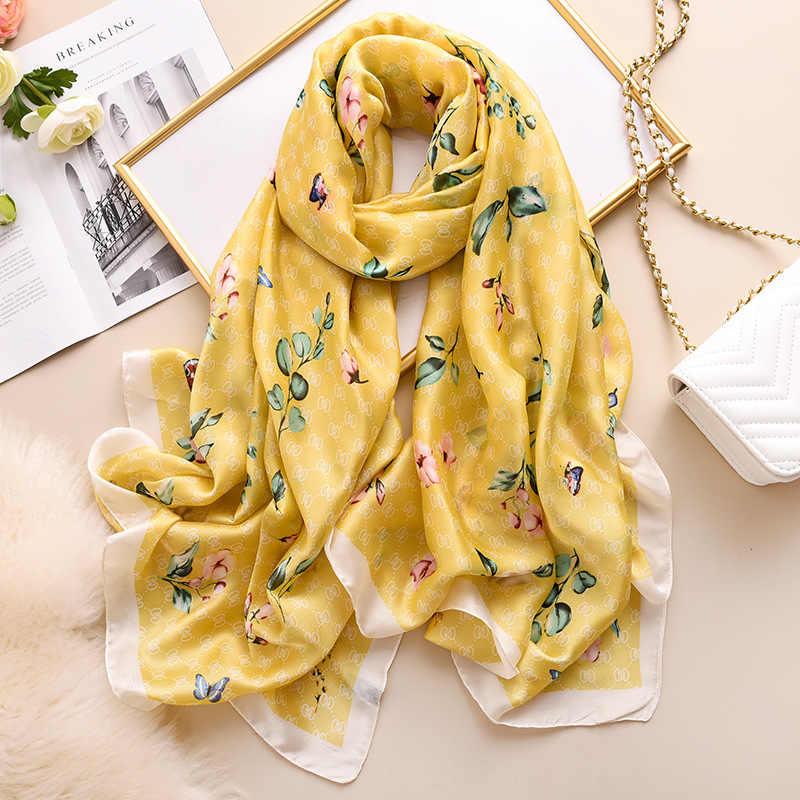 2020 ออกแบบใหม่ผู้หญิงผ้าพันคอฤดูร้อนผ้าพันคอผ้าคลุมไหล่ผ้าคลุมไหล่และWrapsหญิงPashminaผ้าพันคอFoulard Echarpe Hijabsผ้าพันคอ