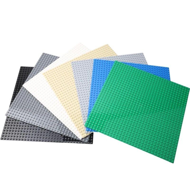 Классические строительные блоки, опорные плиты, совместимые с городскими базовыми пластинами 32*32 для строительства, пластиковые кирпичи, и...