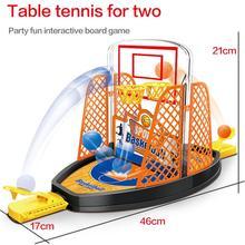 Настольные мини-игры для баскетбола, настольная игрушка для детей, мини-баскетбольная игрушка для стрельбы пальцами, обучающие игры для дет...
