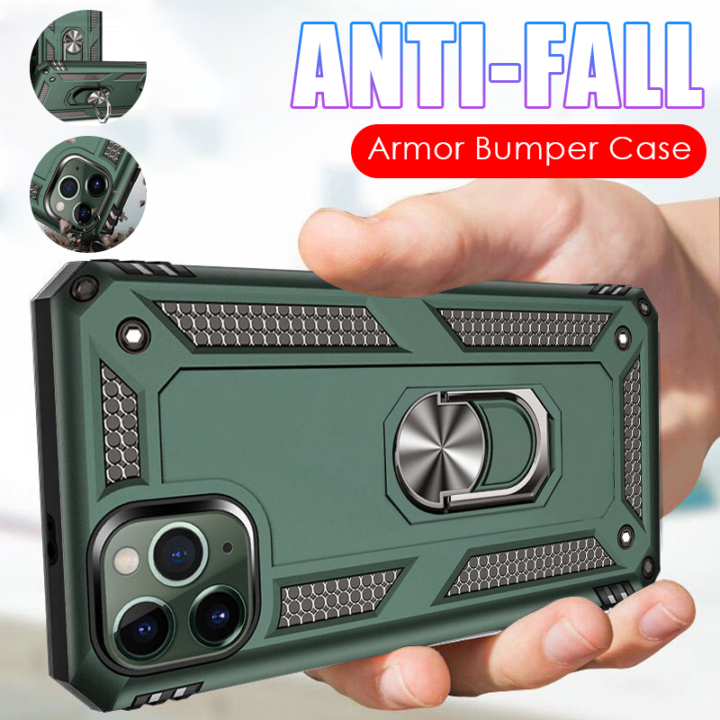 Phone-Case Shell Armor Shockproof Full-Cover Magnetic 6s-Plus Luxury for 11 Max-X-Xr title=