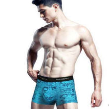 Hot Sale Male Panties Sexy Underwear Mens Boxers Comfortable Men Boxer Cotton