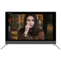 Android television Slim Flat LCD 24 inch High Quality and Best Price LED TV with Wi fi Smart Flat Screen television TV