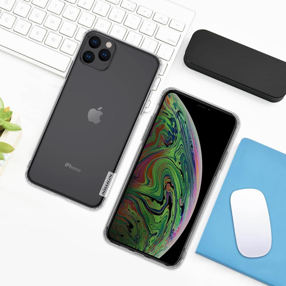 για iPhone 11 11 Pro Max X XS XR Θήκη Nillkin Clear Soft - Ανταλλακτικά και αξεσουάρ κινητών τηλεφώνων - Φωτογραφία 6