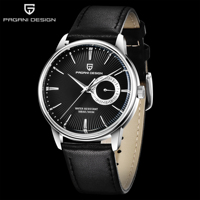 2019 New PAGANI DESIGN Watches Men Luxury Brand Quartz Men Chronograph Sport Waterproof Casual Rolexable Watch C5
