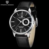 2019 neue PAGANI DESIGN Uhren Männer Luxus Marke Quarz Männer Chronograph Sport Wasserdicht Casual Rolexable Uhr C5-in Quarz-Uhren aus Uhren bei