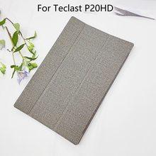 Чехол для планшета teclast p20hd 101 дюймов противоударный флип