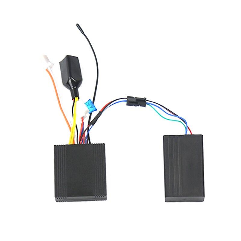 Alarme de moto avec traqueur gps en temps réel PC système de suivi en ligne moniteur arrêt de carburant moteur moto mini NTG02M - 4