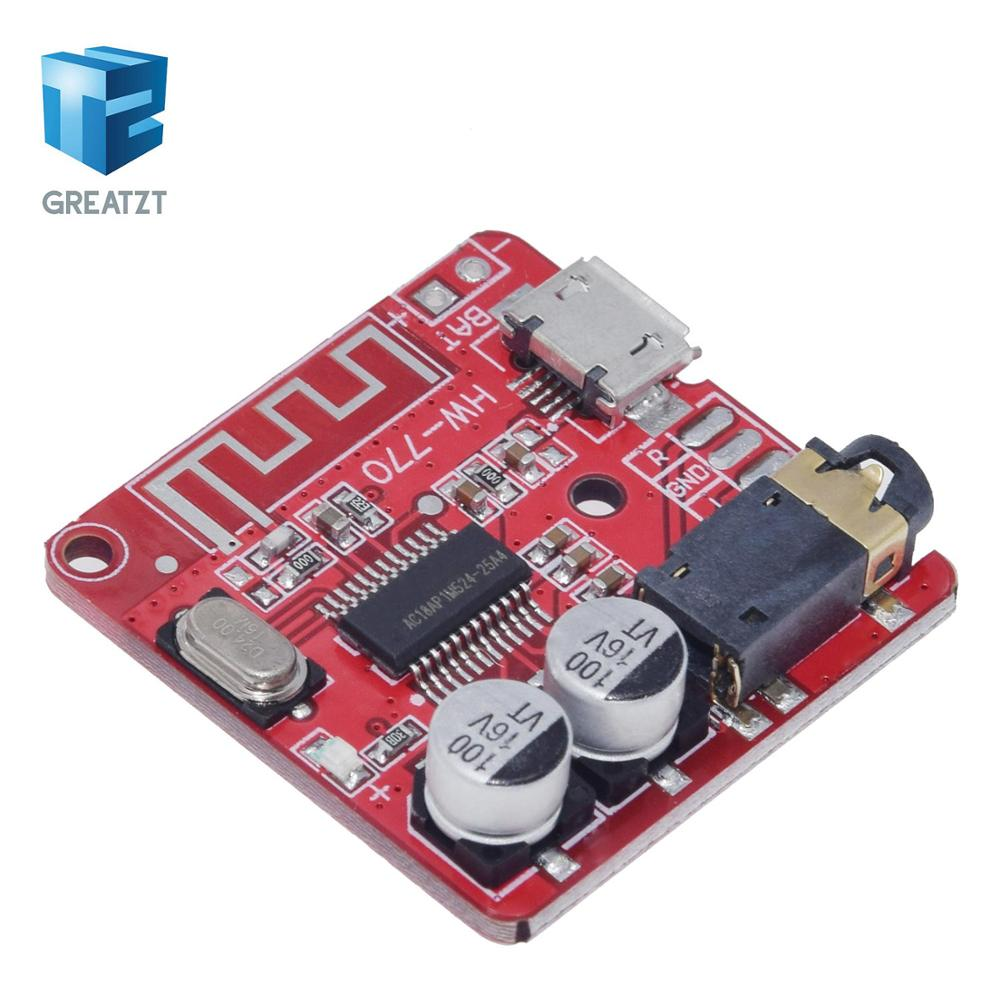 Image 2 - MP3 Bluetooth Decoder Board Lossless Car Speaker Audio Amplifier Board Modified Bluetooth 4.1 Circuit Stereo Receiver Module 5V-in Integrated Circuits from Electronic Components & Supplies