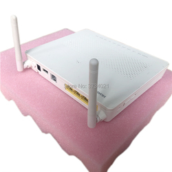 Free shipping Huawei gpon ont device HG8546M 1GE+3FE+Voice+WIFI+USB 90% New English version gpon terminal ont