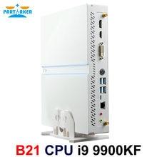 Мини-ПК Intel Core I9-9900KF RTX 2060 6 ГБ GDDR6 GTX1060 GDDR5 3 ГБ игровой настольный компьютер Windows 10 NVMe HDMI2.0 DP DVI 4K HDR