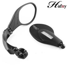 купить Bicycle Mirror MTB Road Bike Rear View Mirror Cycling Handlebar Back Eye Blind Spot Mirror Flexible Safety Rearview Bike Mirrors по цене 879.27 рублей