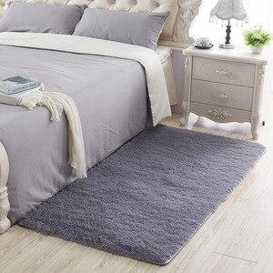 Высокое качество, большой размер, ковер для ванной комнаты, коврик для спальни, коврик для кухни ванной, диван, коврик, 1 шт., прямоугольный од...