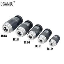 B10 05 6 b12(1 10 мм) b16(1 13 b18(1 16 сверлильный патрон без