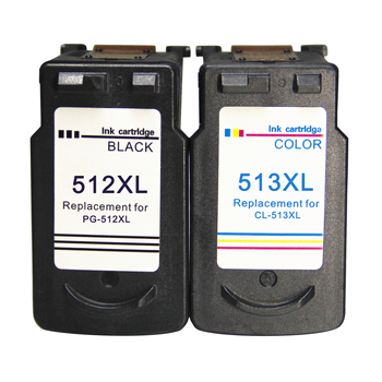 PG 512 pg512 CL 513 ink cartridge replacement for Canon PG-512 CL-513 for Canon MP240 MP250 MP270 MP230 MP480 MX350 IP2700 hisaint 3pack pg510 cl511 compatible ink cartridge pg 510 cl 511 for canon pixma ip2700 mp240 mp250 mp260 mp270 mp280 printer