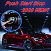Cardot Best Passive Keyless Entry System Push Button Start Stop Remote Engine Start Smart Car Alarm discount