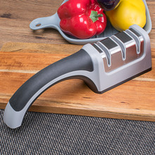 Multi-function sharpening artifact stone household kitchen knife gadget