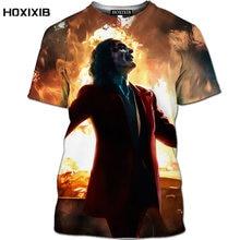 Pt 3d para homem, camisa do vintage de manga corte de estilo de 2020 camisa 3d do coringa, camisa de moda de verano