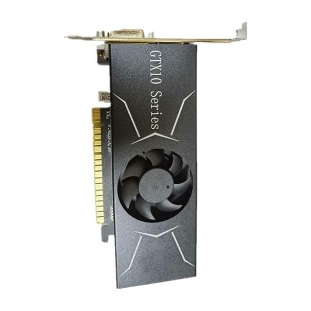 Cartão da imagem de gtx, 4gb 128bit ddr5 de alto desempenho, cartão de imagem do jogo da baixa potência apropriado para o desktop 2