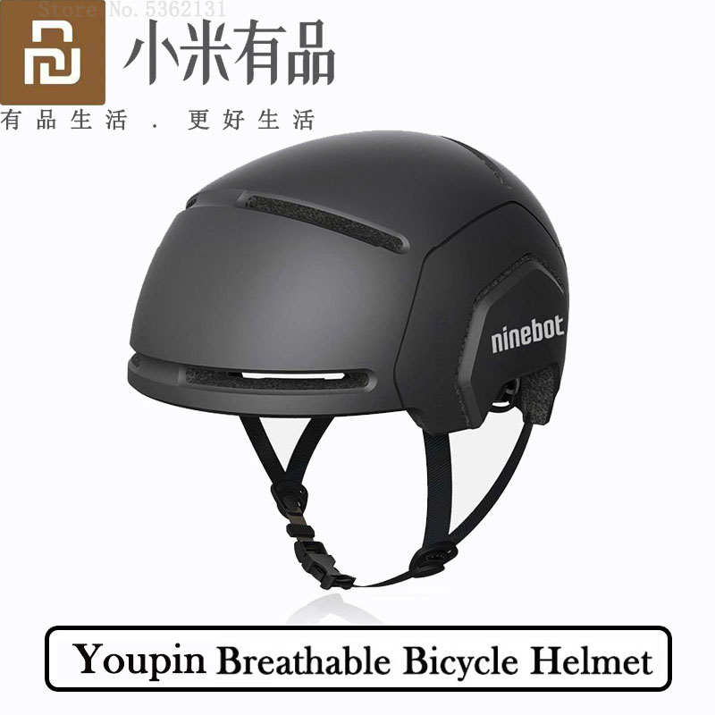 Youpin Mijia Breathable Bicycle Helmet Ultralight Man Women One-piece Safety Bike MTB Road Cycling Helmet Sports Protective Gear