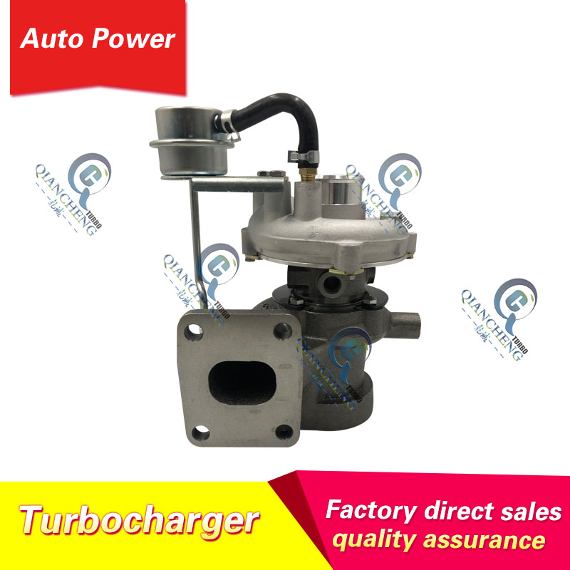 factory turbocharger GT1749S 708337-0001 28230-41720 28230-41730 <font><b>turbo</b></font> charger for GARRETT Hyundai Mighty 2 Truck D4AL engine image