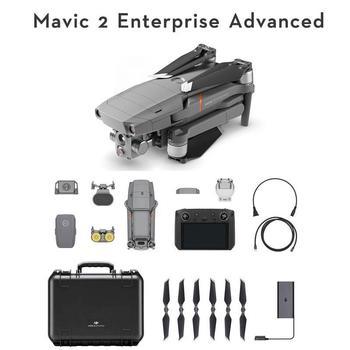 DJI Mavic 2 Enterprise zaawansowany dron z kamera termowizyjna 32 Zoom cyfrowy 31 min lot oryginalny fabrycznie nowy w magazynie tanie i dobre opinie Erilles 1080 p hd video recording 4 k hd nagrywania wideo CN (pochodzenie) Z kamerą 1 2 0 cali 4 kanały Sterowanie przez aplikację