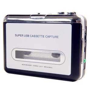 Cassette-Player-Tape-Converter Walkman Usb-Tape Audio-Music-Player To Mp3-Capture Exquisitely-Designed