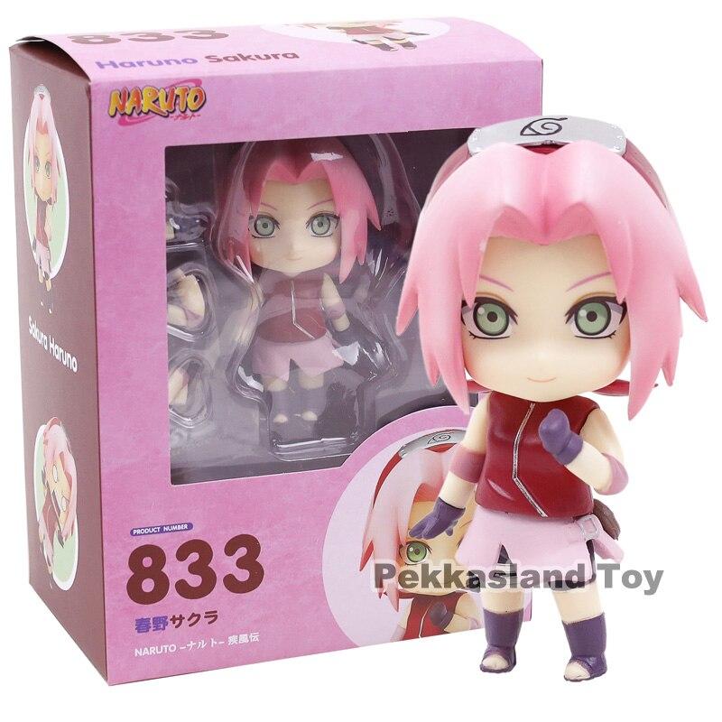 Naruto Shippuden Sakura Haruno 833 PVC Action Figure Collectible Model Toy